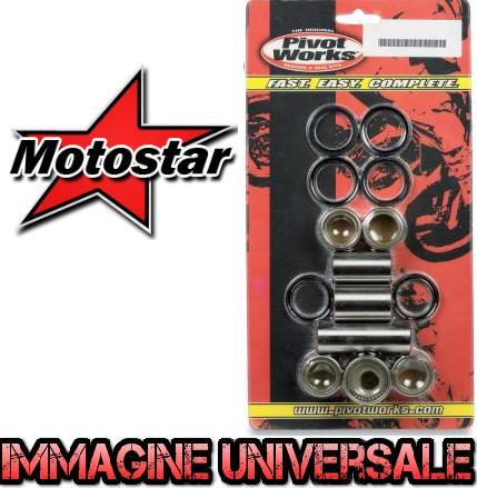 Shock absorber kits